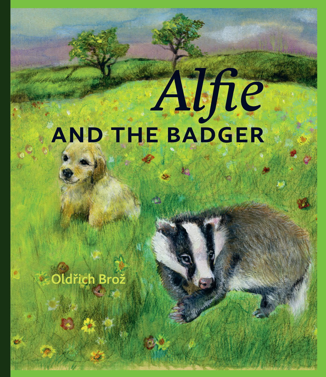 Alfie and the Badger