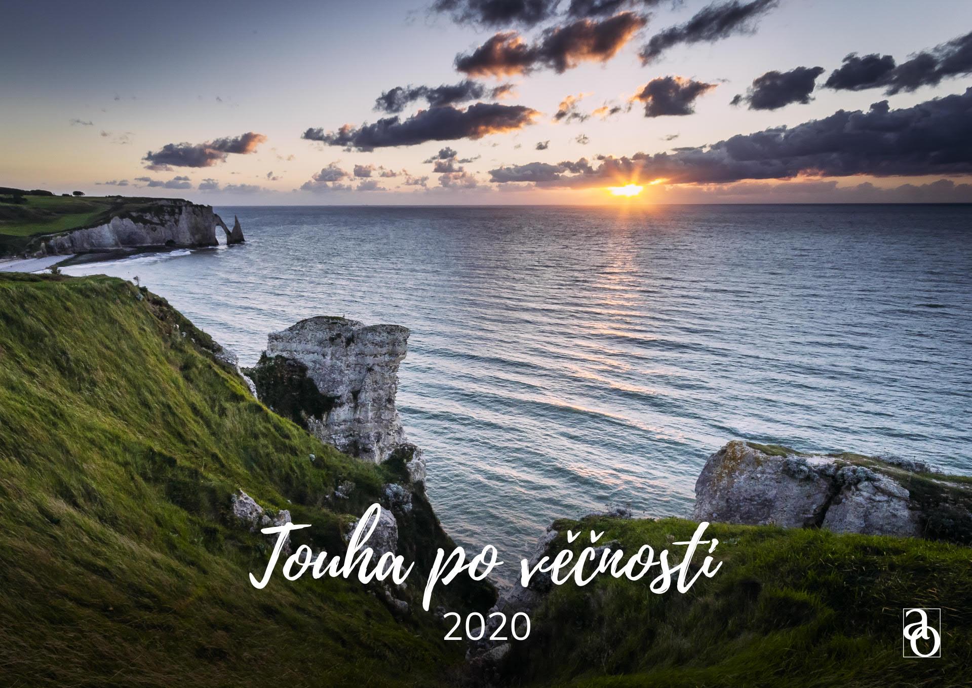 Kalendář 2020 – Touha po věčnosti