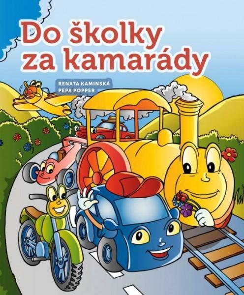 Kniha Do školky za kamarády