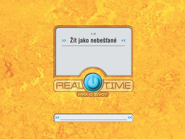 Obálka knihy - RealTime 3 (5)  | Advent-Orion