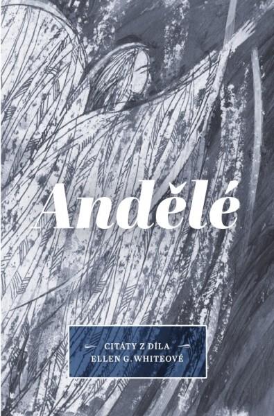 Obálka knihy - Andělé | Advent-Orion