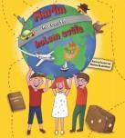 Obálka knihy Martin na cestě kolem světa