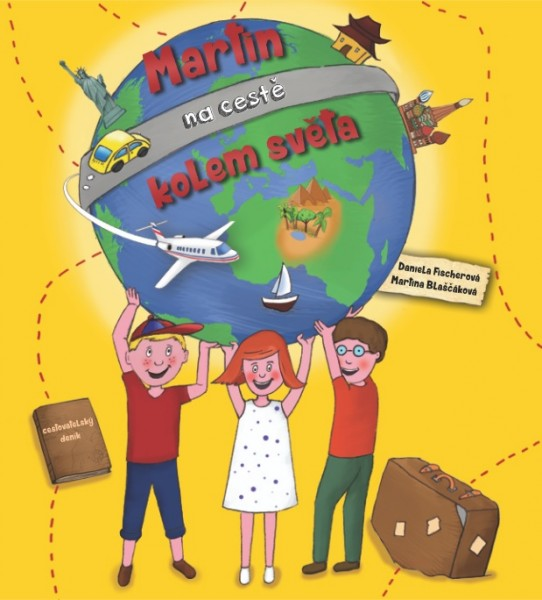 Martin na cestě kolem světa