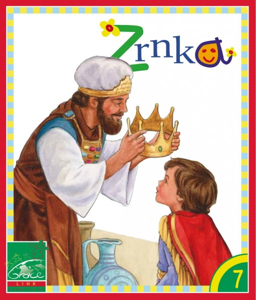 Obálka knihy - Zrnka 7 | Advent-Orion