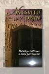 Obálka knihy Na úsvitu dějin