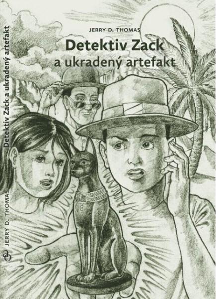 Detektiv Zack a ukradený artefakt