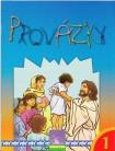 Obálka knihy Provázky 1