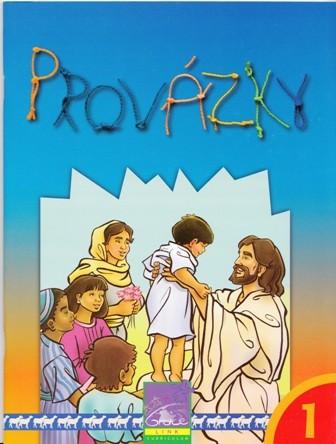 Obálka knihy - Provázky 1 | Advent-Orion