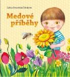 Obálka knihy Medové příběhy
