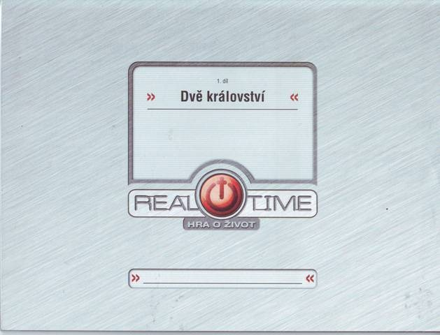 Obálka knihy - RealTime 1 (1)  | Advent-Orion