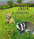 Obálka knihy Alík a jezevec