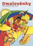 Obálka knihy Filipova prázdninová dobrodružství, Filip na ostrově Šťastného života - omalovánky