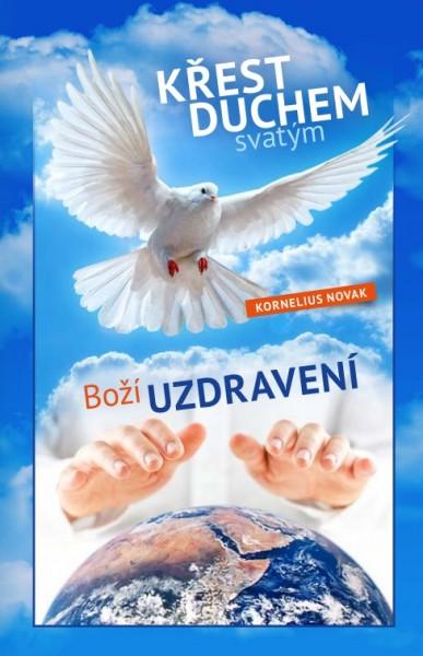 Obálka knihy -  Křest Duchem svatým/ Boží uzdravení | Advent-Orion