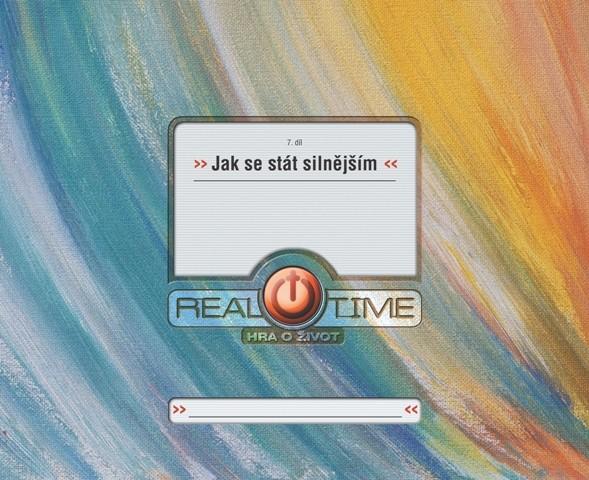 Obálka knihy - RealTime 4 (7)   | Advent-Orion