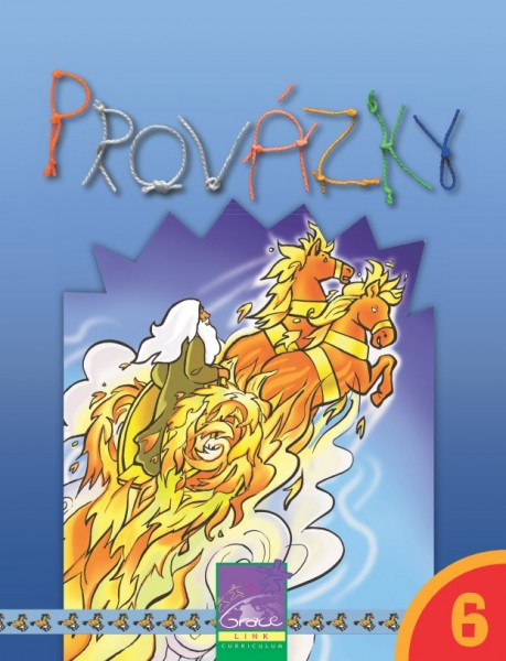 Obálka knihy - Provázky 6 | Advent-Orion