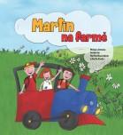 Obálka knihy Martin na farmě