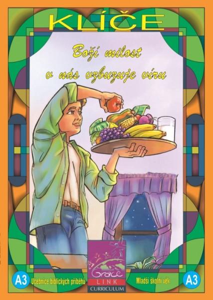 Obálka knihy - Klíče A3 | Advent-Orion