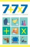 Obálka knihy 7+7x7
