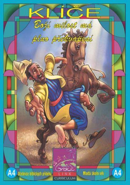 Obálka knihy - Klíče A4 | Advent-Orion