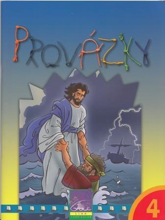 Obálka knihy - Provázky 4 | Advent-Orion