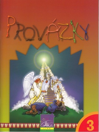Obálka knihy - Provázky 3 | Advent-Orion