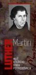 Obálka knihy Martin Luther