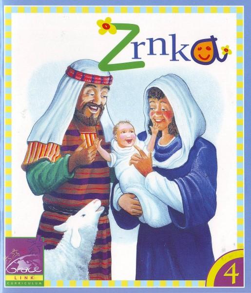 Obálka knihy - Zrnka 4 | Advent-Orion