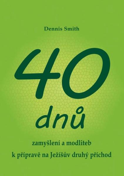 Obálka knihy - 40 dnů zamyšlení a modliteb  | Advent-Orion
