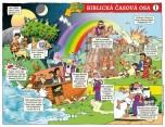 Obálka knihy Biblická časová osa