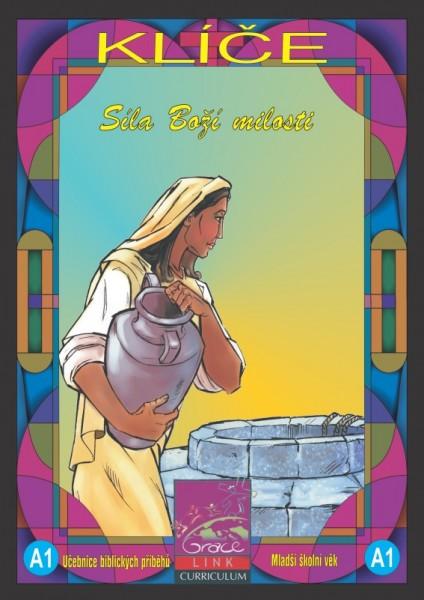 Obálka knihy - Klíče A1   Advent-Orion