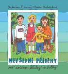 Obálka knihy  Nevšední příběhy