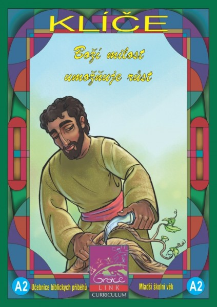 Obálka knihy - Klíče A2   Advent-Orion