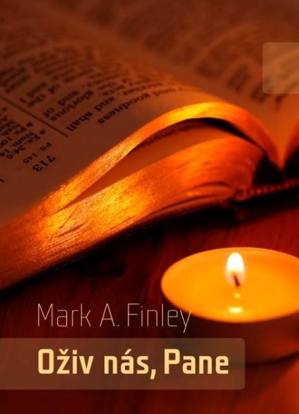 Obálka knihy -  Oživ nás, Pane... | Advent-Orion